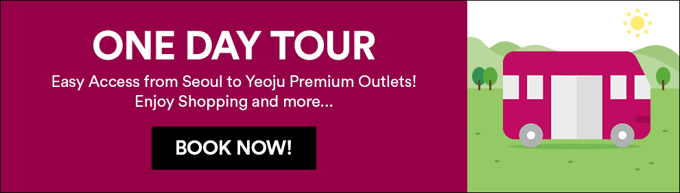 Yeoju Premium Outlets: Shopping That's Always Worth The Trip